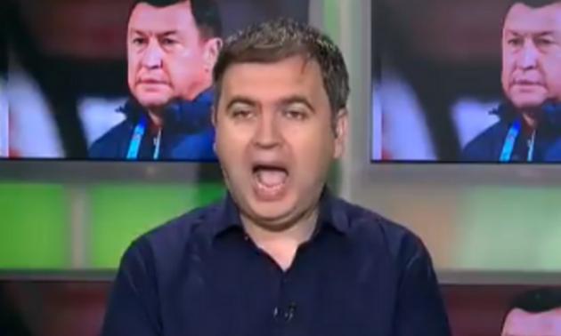 Міністр спорту Румунії зганьбився у прямому ефірі