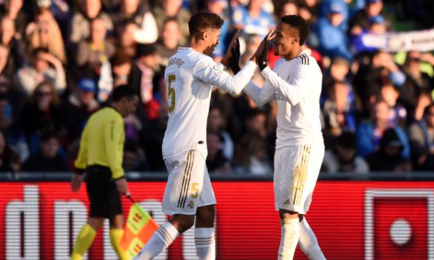 Реал розібрався із Хетафе у 19 турі Ла-Ліги