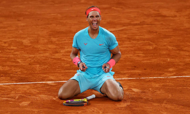 Надаль переміг Джоковича і виграв турнір у Римі