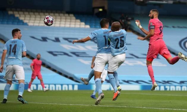 Манчестер Сіті переграв Реал і вийшов до 1/4 фіналу Ліги чемпіонів