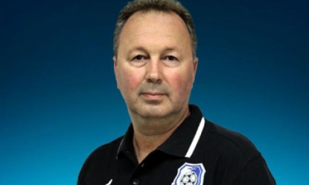 Червенков залишив посаду головного тренера Чорноморця