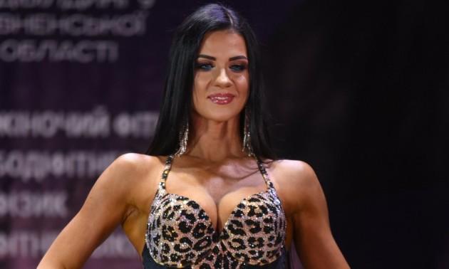 Дівчина дня. Найкраща фітнес-модель України, яка бере участь у чемпіонаті Європи