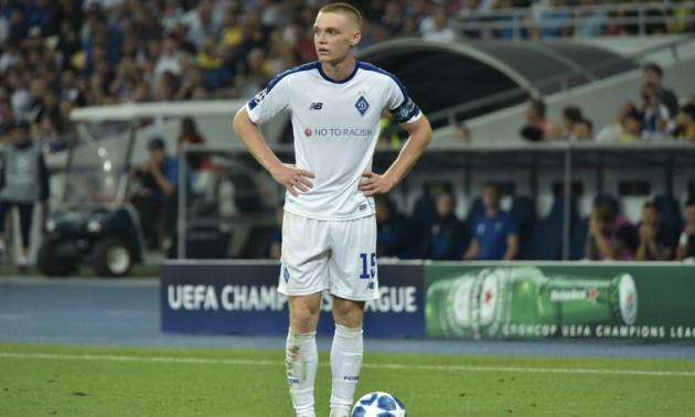 Динамо готове продати Циганкова за 20 млн євро