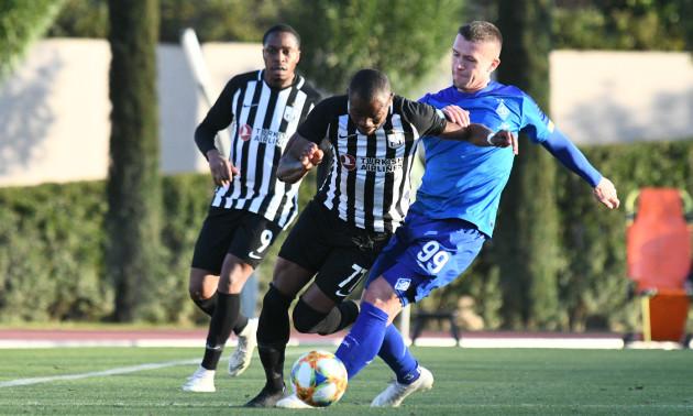 Динамо переграло Нефтчі у контрольному матчі