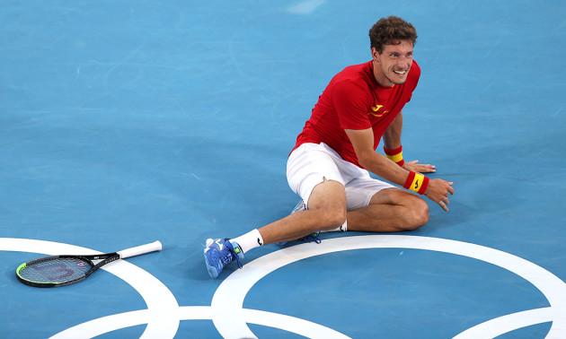 Карреньо-Буста переміг Джоковича у матчі за третє місце на Олімпіаді
