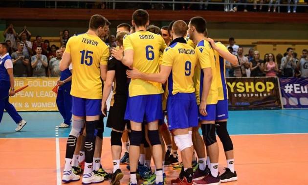 Чоловіча збірна України перемогла Фінляндію в матчі Золотої Євроліги