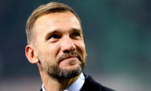 Шевченко – найкращий тренер України