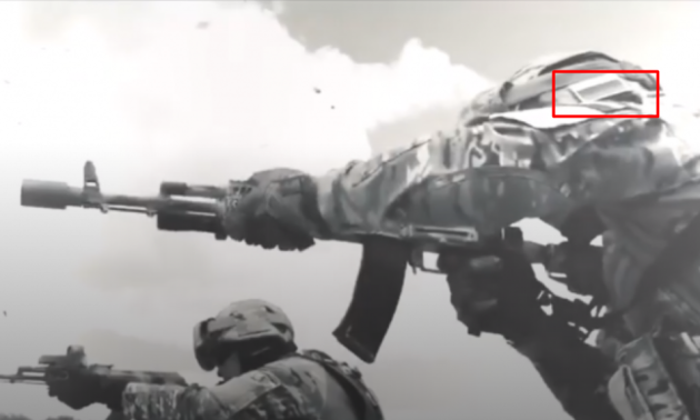 Ломаченко опублікував відео про російських спецпризначенців