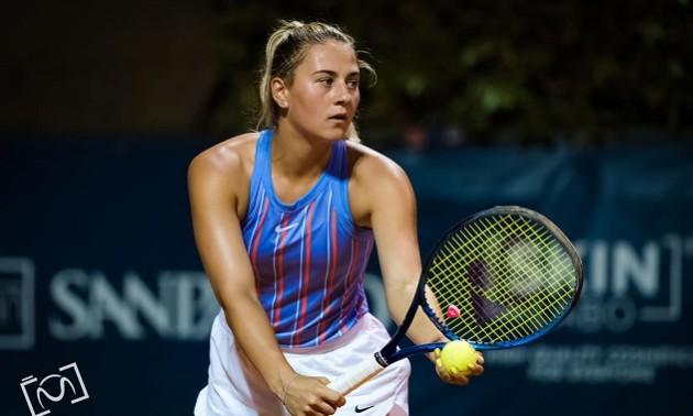 Костюк покинула турнір у Палермо