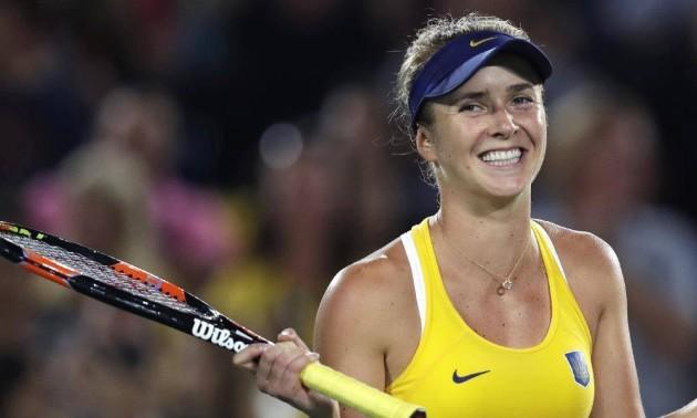 Світоліна повернулась на 8 сходинку в чемпіонській гонці WTA