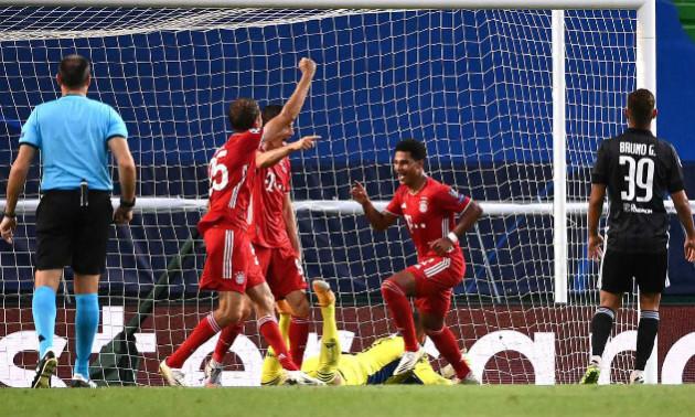 Баварія впевнено переграла Ліон і вийшла до фіналу Ліги чемпіонів