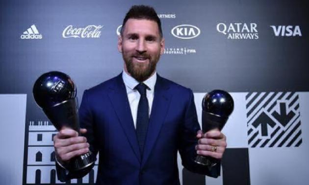 ФІФА підозрюють у фальсифікації під час вручення нагороди The Best