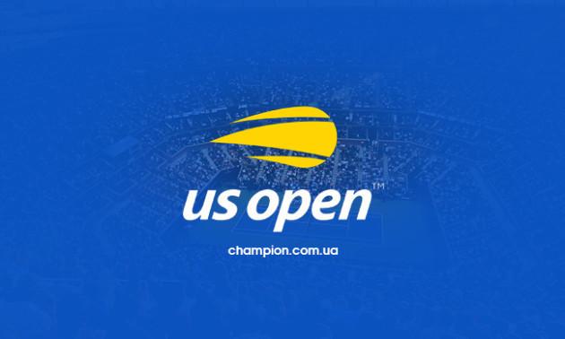 Визначилася перша пара півфіналістів US Open