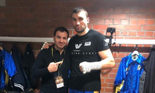 Легендарний український боксер готує судовий позов до Федерації