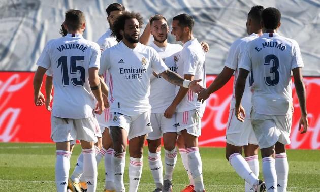 Реал без проблем переміг Уеску в 8 турі Ла-Ліги