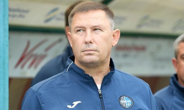 Головний тренер Олімпіка покинув клуб