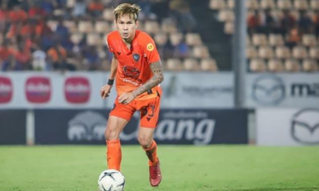 Унікальний гол подвійним ударом через себе з чемпіонату Таїланду