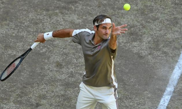 Федерер виграв турнір в німецькому Галле