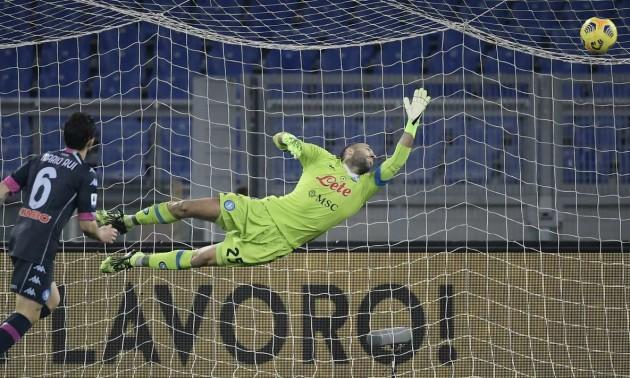 Лаціо впевнено переміг Наполі у 13 турі Серії А