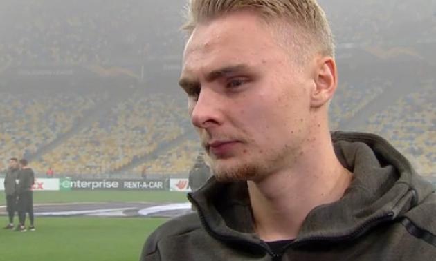 Копенгаген міг взяти 3 очки у матчі із Динамо - Нельссон