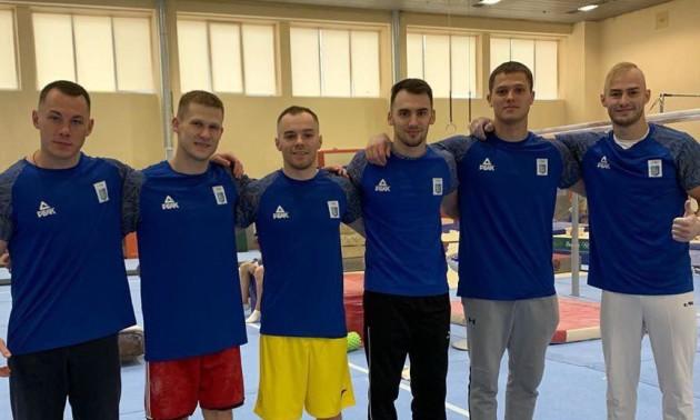 Українські гімнасти вибороли 5 ліцензій на Олімпіаду