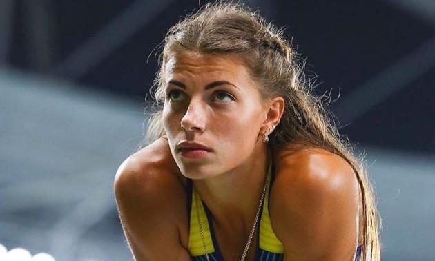 Атлетка з України виступить у фіналі стрибків у довжину