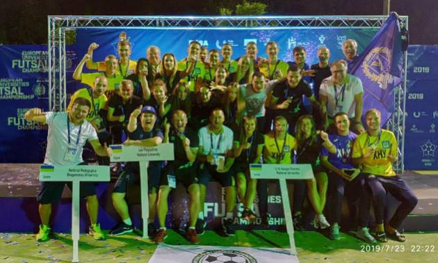Українські студенти здобули срібні медалі на чемпіонаті Європи