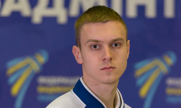 Українська команда: Данило Боснюк
