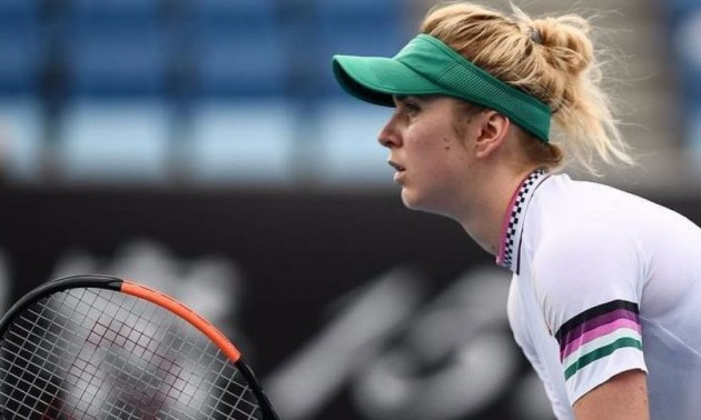 Світоліна вирвала перемогу в Чжан Шуай і пробилася в 1/8 фіналу Australian Open