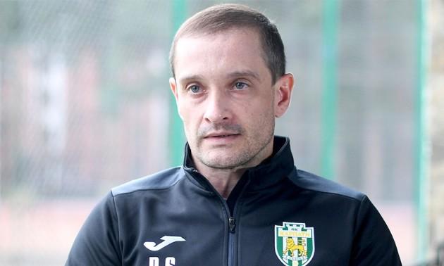 Санжар став головним тренером львівських Карпат