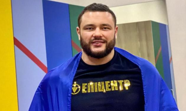 Українець прокоментував свою перемогу на чемпіонаті Європи скандальною російською піснею