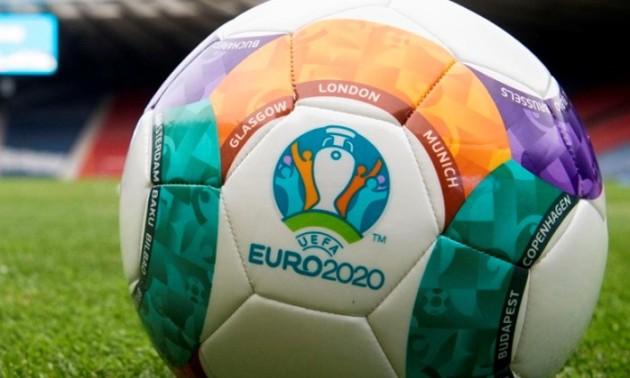Заявки команд на чемпіонат Європи