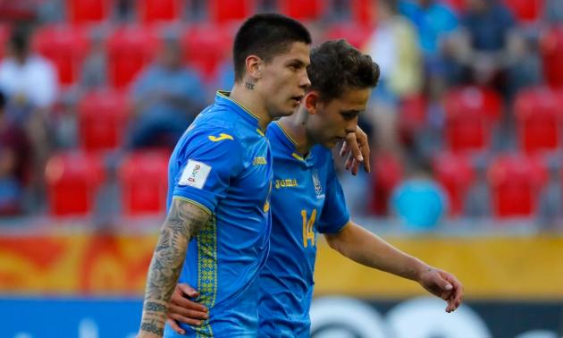 Збірна України U-20: феноменальні цифри команди Петракова