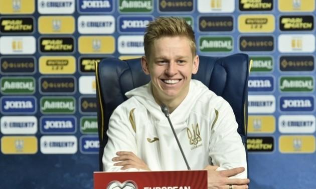 Зінченко не зіграє за збірну України у жовтні