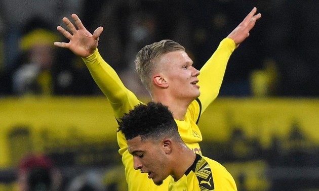 Голанд встановив рекорд Бундесліги