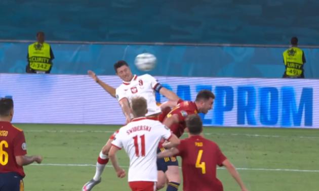 Євро-2020. Іспанія не змогла перемогти Польщу та ризикує не вийти до плей-оф