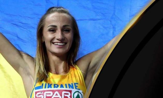 Українку Прищепу нагородили за шляхетний вчинок на чемпіонаті Європи. ВІДЕО