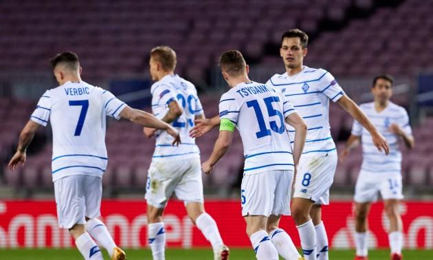 Циганков став найкращим гравцем Динамо у листопаді