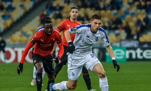 Молодий захисник Динамо відзначився унікальним клубним досягненням. ВІДЕО