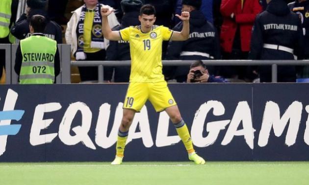 Лідер збірної Казахстану став гравцем Аталанти – ЗМІ