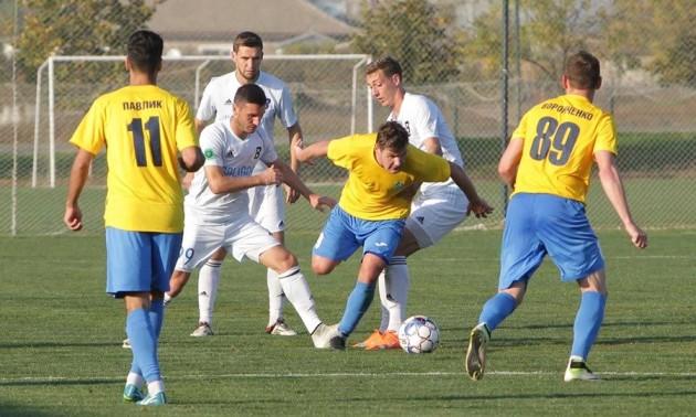 Кремінь - Балкани 0:0. Огляд матчу