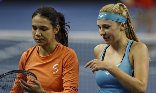 Кіченок вийшла у півфінал парного турніру у Санкт-Петербурзі