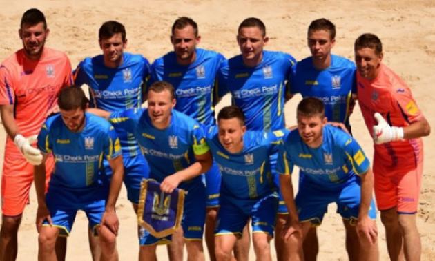 Україна у драматичному матчі поступилася Ірану