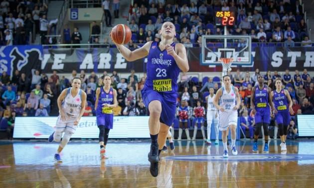 Капітан збірної України - найрезультативніша в Євролізі