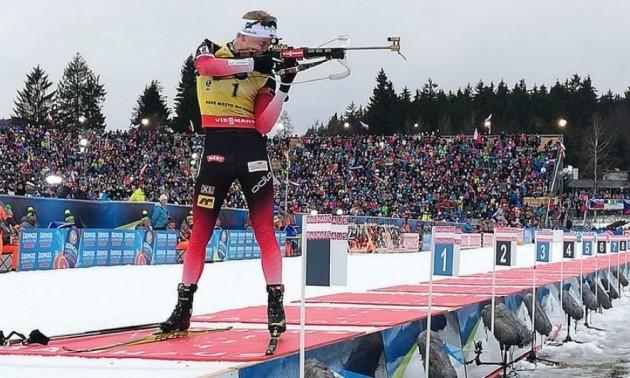 Норвежець Бо виграв гонку переслідування, українці в ТОП-20 не потрапили