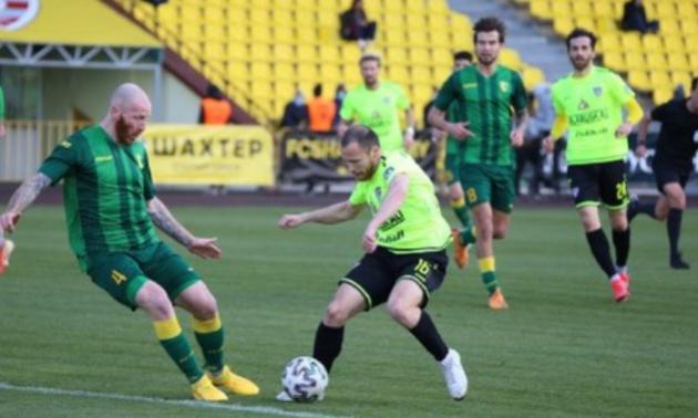 Шахтар Вернидуба не зміг перемогти Німан у 3 турі чемпіонату Білорусі