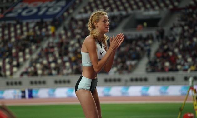 Переможний стрибок юної українки, який переписав історію Діамантової ліги