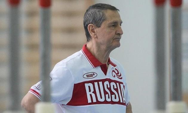 У головного тренера збірної Росії виявили коронавірус
