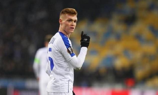 Циганков став найдорожчим українським футболістом, наздогнавши Зінченка і Ярмоленка