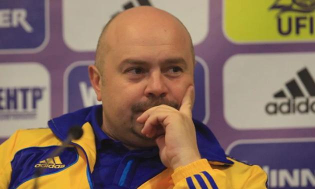 Прес-аташе збірної України привалило штангою в тренажерному залі